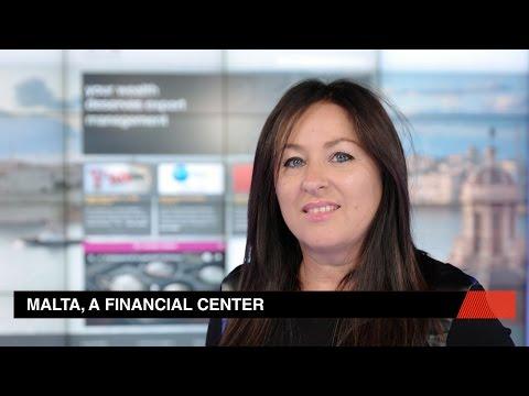 Malta, A Financial Center