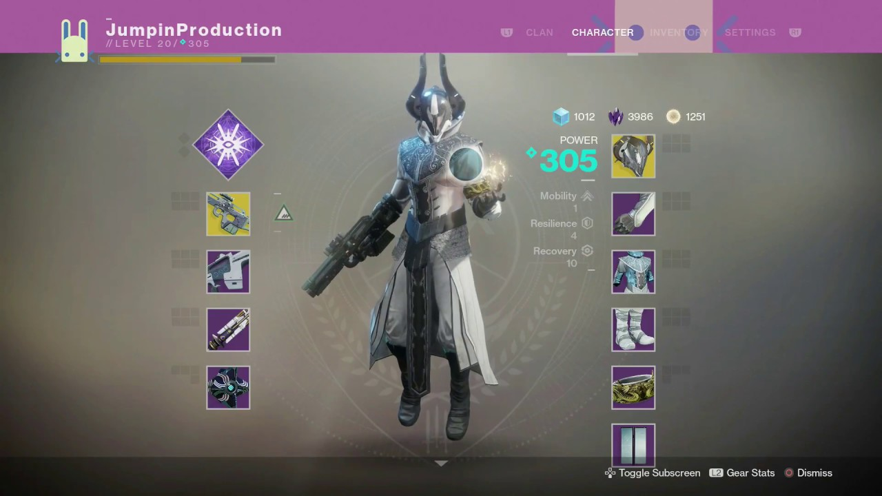 Destiny 2 Most Overpowered Warlock Build Super Fast Cooldowns