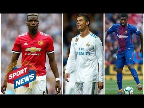Transfer news LIVE updates: Man Utd Pogba...