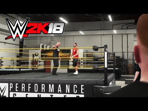 WWE 2K18 - CREATING OUR SUPERSTAR!! WWE 2K18 MY CAREER MODE! (WWE 2K18 Gameplay, Episode 1)