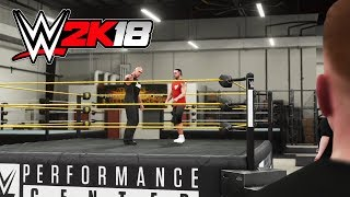 WWE 2K18 - CREATING OUR SUPERSTAR!! WWE 2K18 MY CAREER MODE! (WWE 2K18 Gameplay, Episode 1)