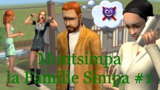 Let's Play Sims 2: Montsimpa - Simpa #1