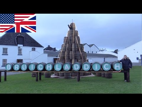 Whisky Tour: Bruichladdich Distillery