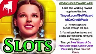 Wizard of Oz Free Slots Vegas Casino - Tips - Tricks - Get Credit Pack Faster - IOS ANDROID !