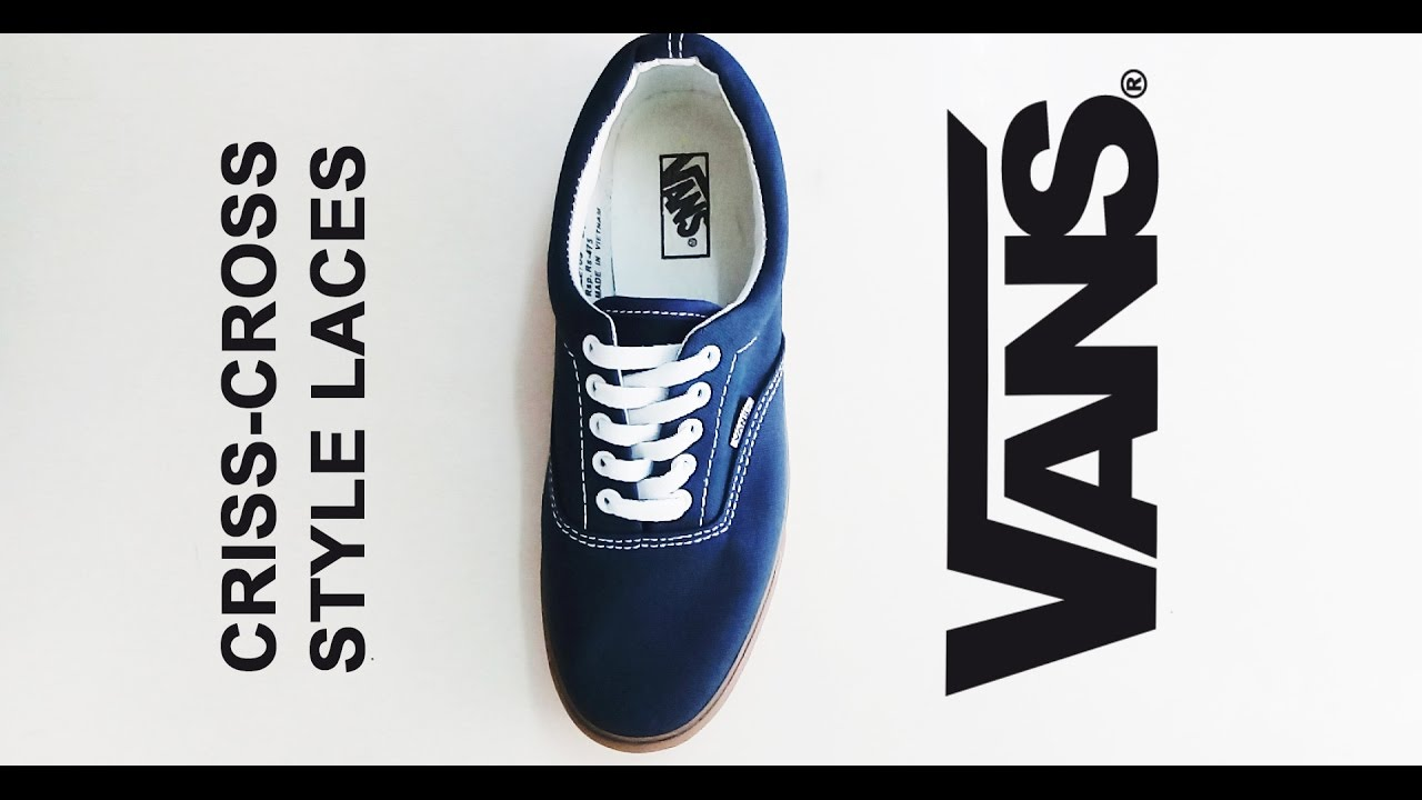 Lace up your Vans ✓ - YouTube