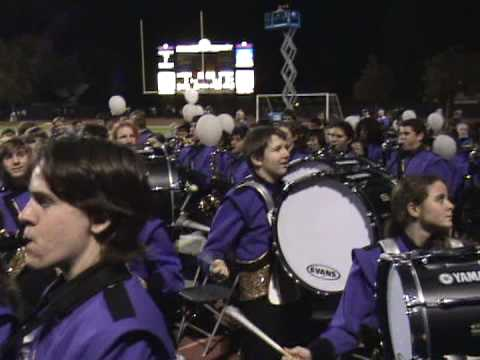 111408 Amador Valley High School Marching Band - T...