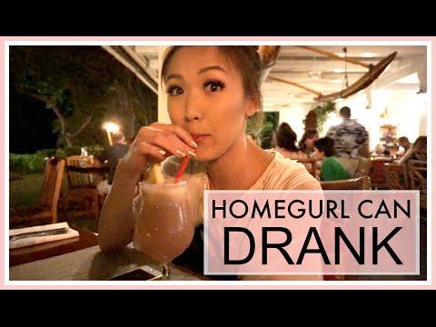 Ep.236 HOMEGURL CAN DRANK! #Maui | WahlieTV
