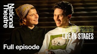 Life in Stages S1 Ep2: Jessie Buckley and Josh O'Connor in conversation at the National Theatre