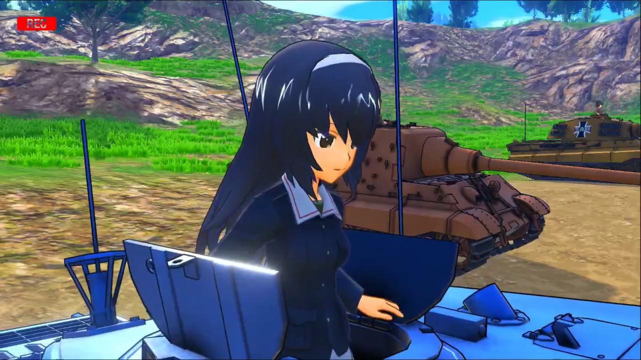 Girls Und Panzer Stream