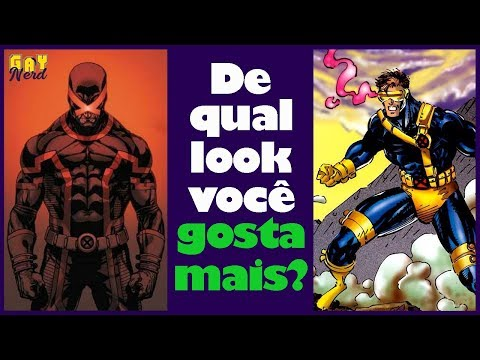 GAYS analisam UNIFORMES dos heróis MARVEL │ Parte 1 │ CANAL GAY NERD from YouTube · Duration:  13 minutes 6 seconds