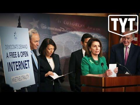 BREAKING: Senate Votes To Restore Net Neutrality