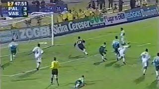 Palmeiras 3 x 4 Vasco (Copa Mercosul 2000)