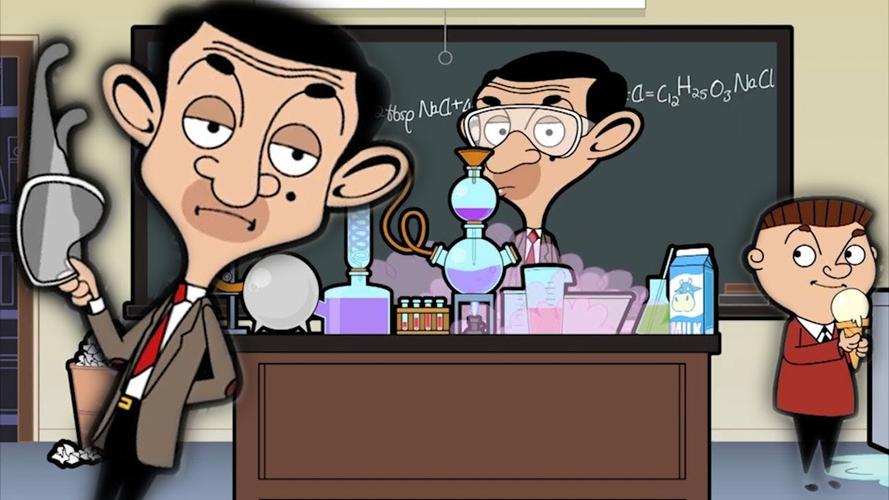 Download Science FUN with Mr Bean | Funny Episodes | Mr Bean Cartoon World