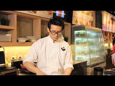 ครัวอีซี่ By Chef Gio : เมนูคลีนน้ำสลัดแบบข้น 26 ก.ค. 2558