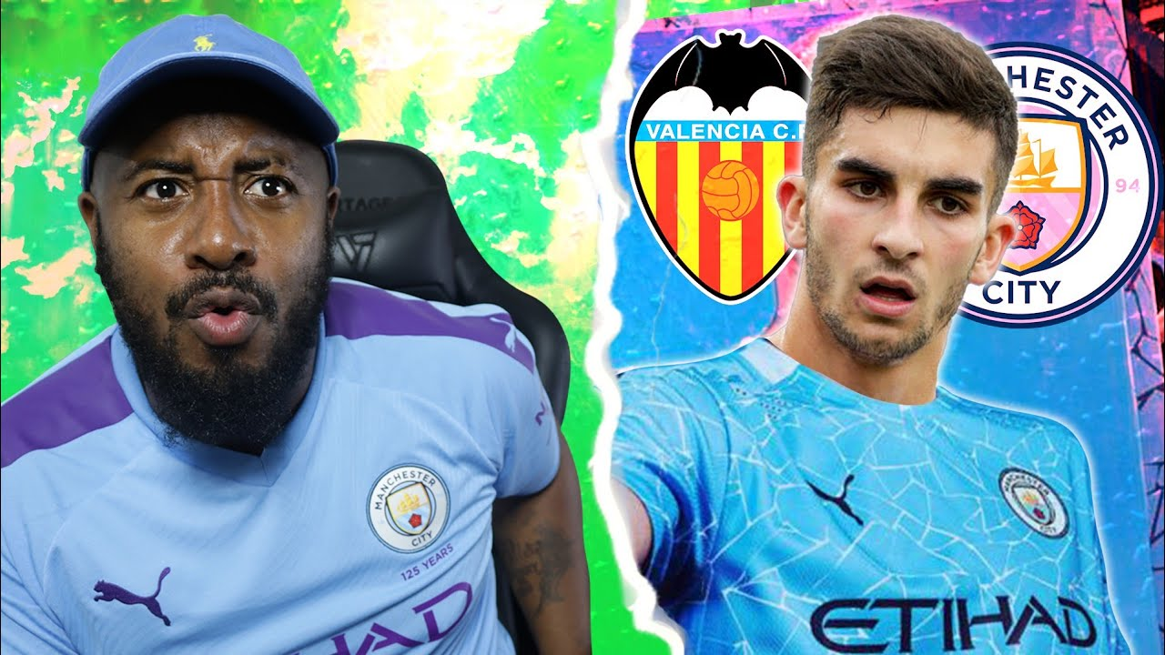 Man City Agree Terms To Sign Ferran Torres From Valencia City Want David Alaba Too Youtube