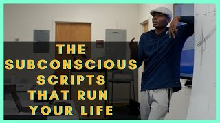 How To Find The Subconscious Scripts That Run Your Life | Build Constructive Habits Series