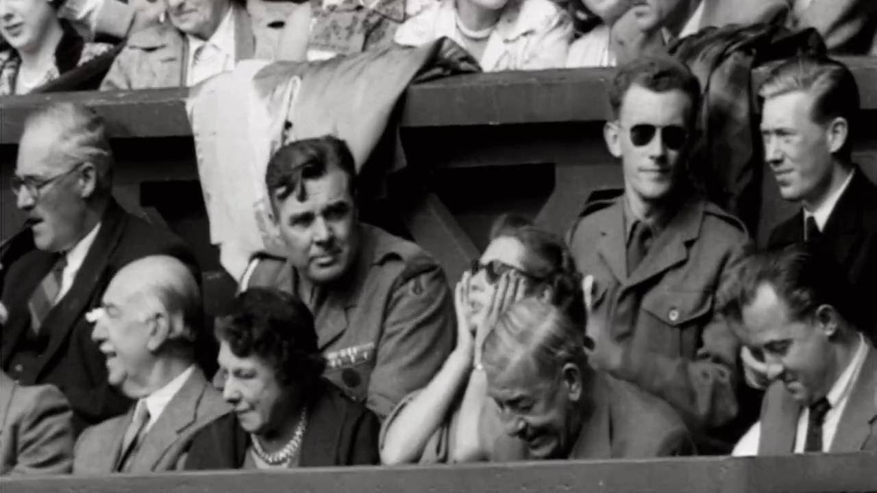Jaroslav Drobn½ A tennis exile finds his home at Wimbledon 1954