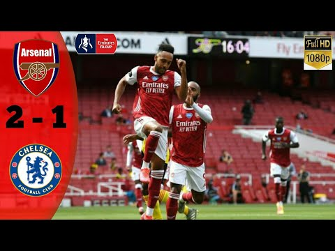 Arsenal Vs Chelsea 2 - 1 FA Cup Final || Resumen Y Goles & Highlights Extended HD August 1, 2020