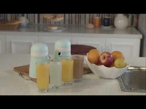 Seamoy Hand Manual Lemon Juice Press Squeezer Fruits Squeezer Citrus Juicer