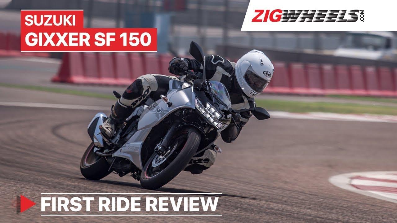 Suzuki Gixxer Sf Review Mileage Price Performance Features More