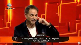 40 de intrebari cu Denise Rifai(12.01.2021) - Este Dan Negru un prezentator de cosmar pentru echipa?