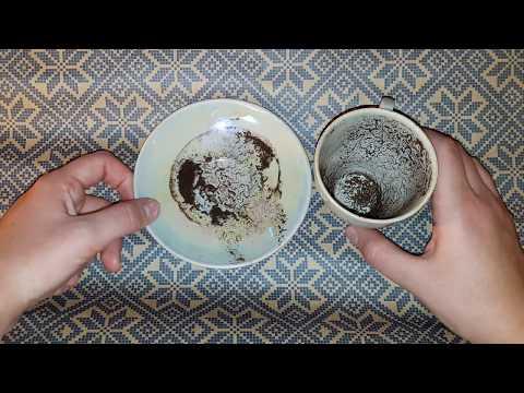 Гадание кофейной гуще Чашка дня Гадание на кофе