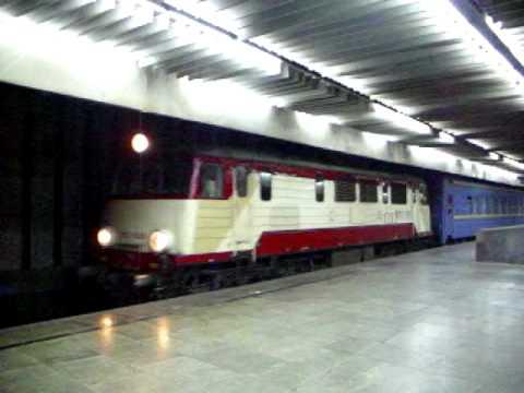 """Pospieszny """"Kiev Express"""" Kiev - Warszawa"""