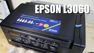 Epson L3060 - Ultra-Low-Cost Printer?