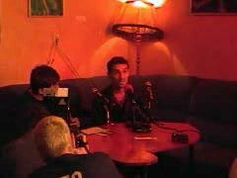 Manu Chao - interview