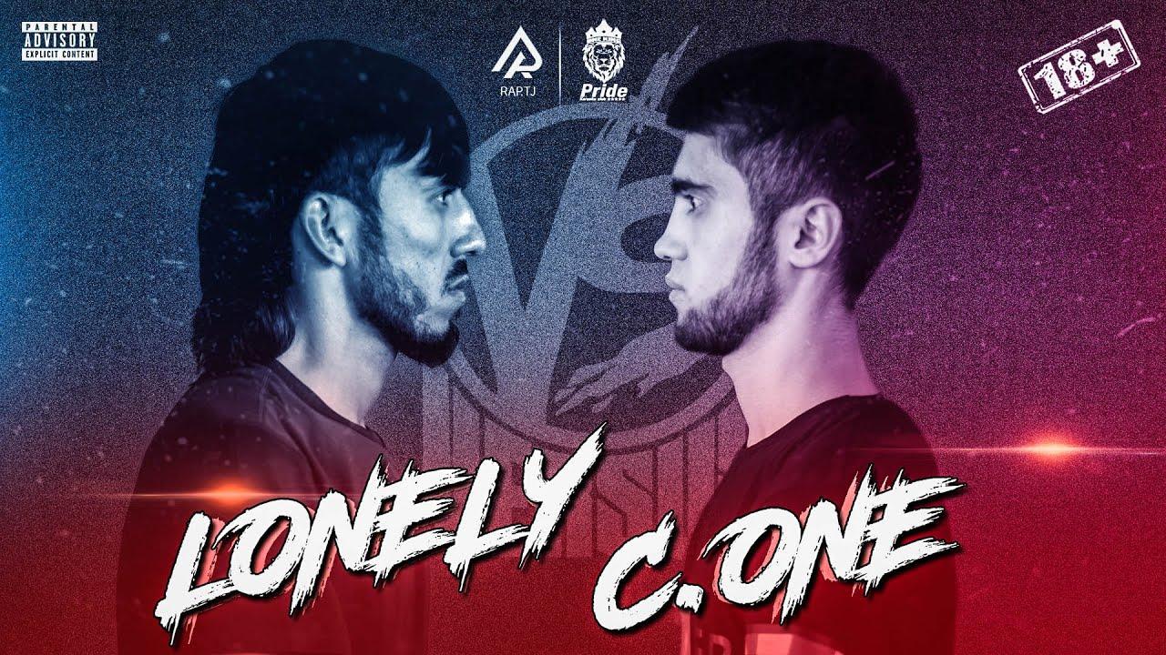 БАТТЛЕРИ СОЛ 2019! XZ (Lonely) vs. C.One (RAP.TJ)