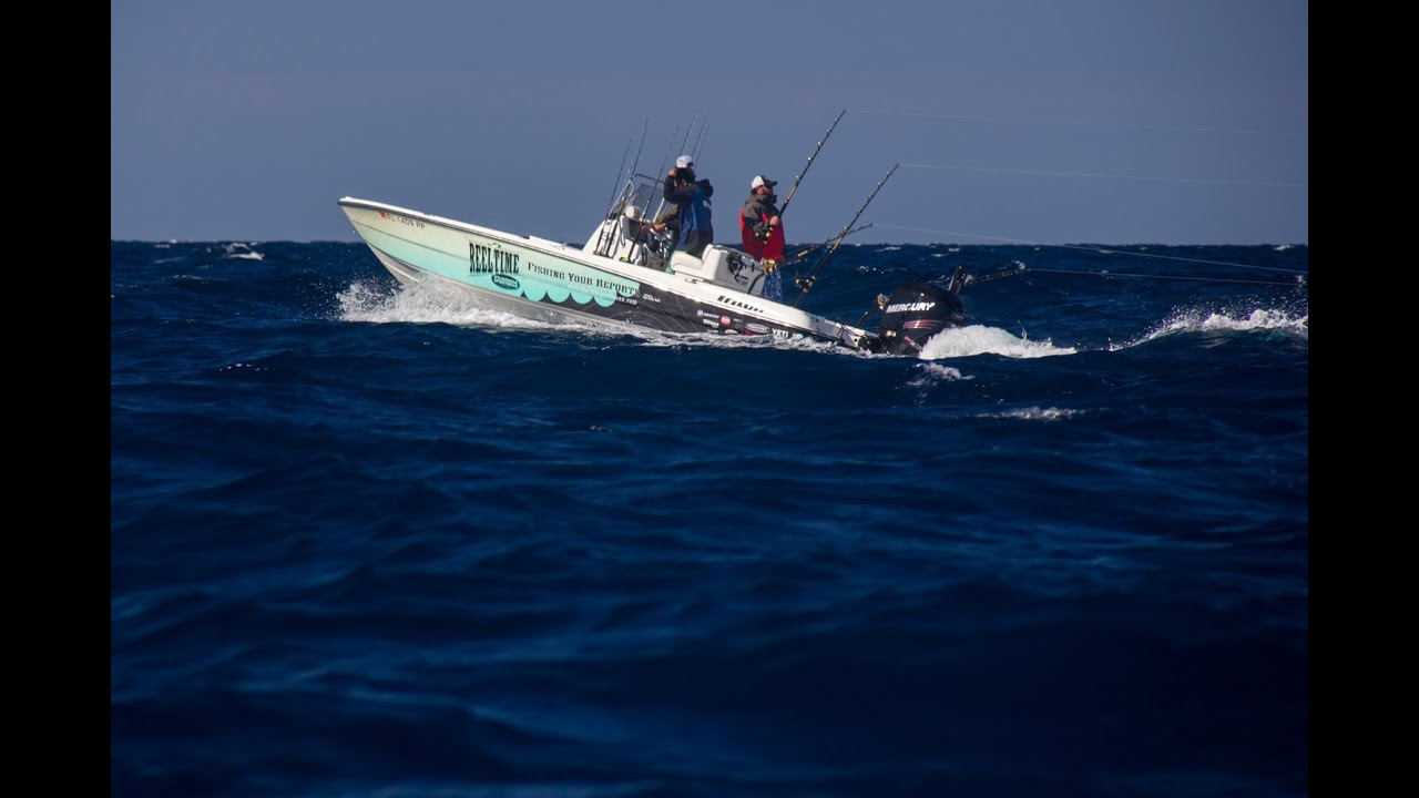 Reel Time Florida Sportsman Bahamas Wahoo Fishing With Dolphin And