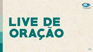 REUNIÃO DE ORAÇÃO - QUARTA-FEIRA