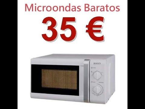 Consejos clave para antes de comprar un microondas barato for Microondas carrefour