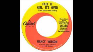 Nancy Wilson - Face It Girl Its Over - Capitol