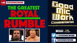PREDICTIONS The Greatest Royal Rumble April 29, 2018