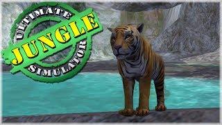 Birth of Our Fierce Tiger Cub!! • Ultimate Jungle Simulator!