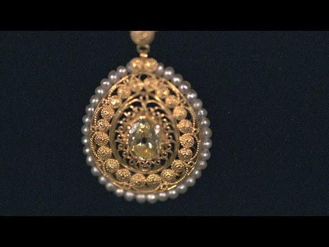 Tiffany & Co. Yellow Diamond Pendant | Vintage San Diego Preview