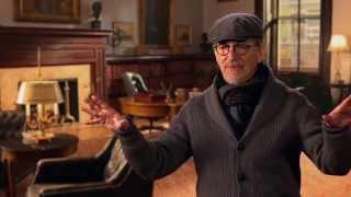Bridge Of Spies Official Movie Interview - Steven Spielberg