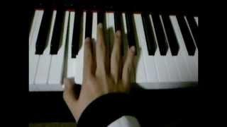 ピアノ(初心者講座)動画です。 もう一つの講座【夏影】⇒ https://www.yo...