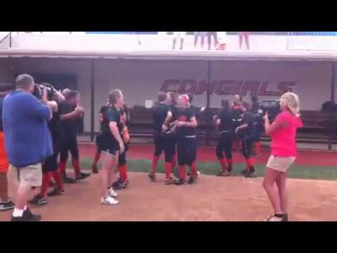 OSU Softball Payback