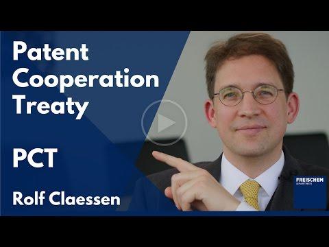 Patent Cooperation Treaty (PCT) #patent #pct #rolfclaessen