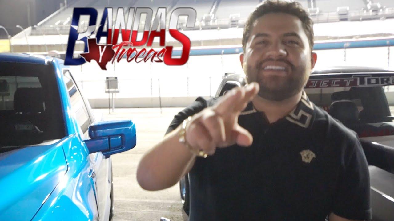 Bandas y Trocas 2022 promo with Luis R Conriquez