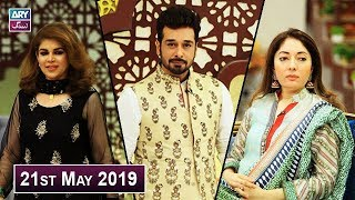 Salam Zindagi with Faysal Qureshi - Mishi Khan & Sharmila Farooqi - 21st May 2019