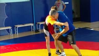 Вольная борьба,приемы борьбы с захватом руки противника freestyle wrestling throws,