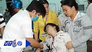 2 cô cháu tử vong sau khi ăn đậu phụ   VTC