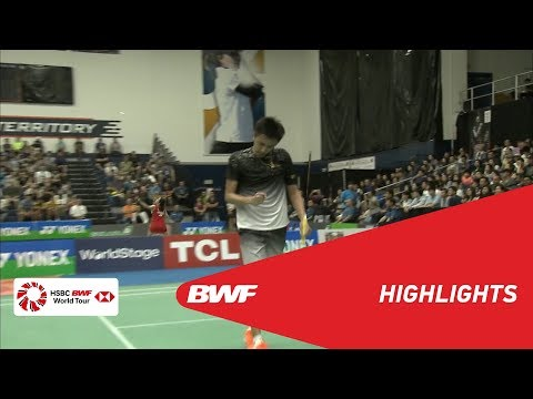 YONEX US Open 2019 | Semifinals MS Highlights | BWF 2019