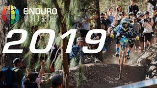 Enduro World Series 2019 Calendar!