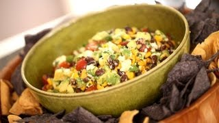 Kelly's Avocado, Corn, Black Bean And Tomato Salad