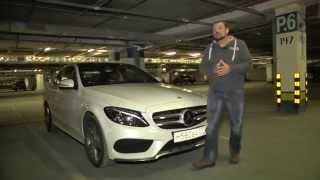 """Mercedes-Benz C-Class C180. """"Моторы"""" выпуск 156"""