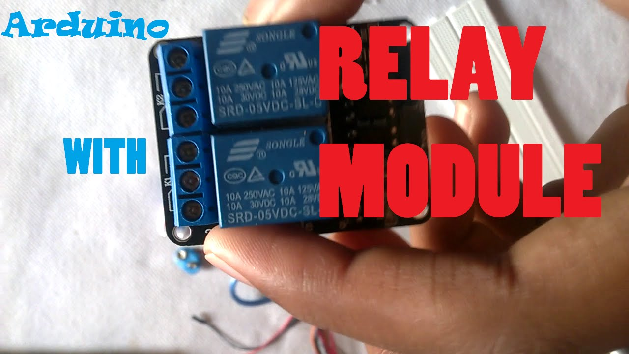 Connecting a 12V Relay to Arduino: 8 Steps
